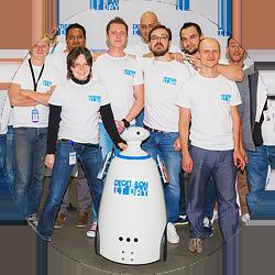 Игра Вторжение роботов - скачать бесплатно